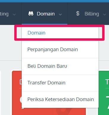 Cara upload syarat domain ID dari halaman member